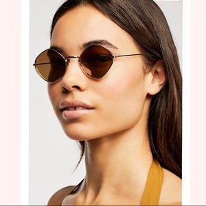 Free People Diamond Sunglasses
